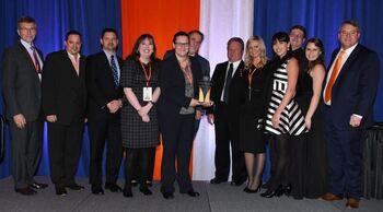 2017 conference hilton dt award