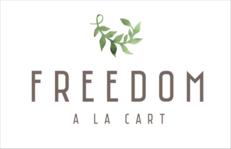 freedom a la carte